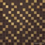 Декор FEMOAU4 FEEL Chocolate&Gold Mosaic Размер: 32,5х32,5 см